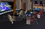 USS ENTERPRISE BRIDGE AFT VIEW