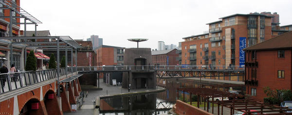 Birmingham Canal1 by JayNg