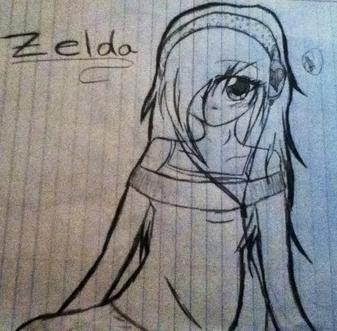 Zelda -New ID- by DarkShadowsInMyHeart