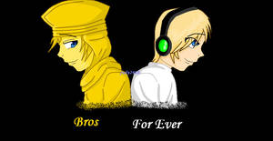 Bros For Ever by judy2468