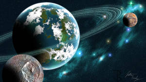 Planet Freyja