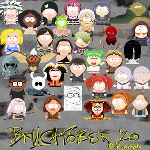 Brushtober 2020 - Compilation
