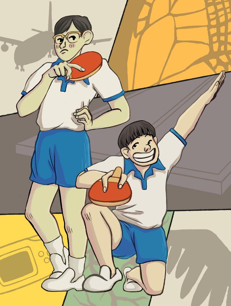 Hero Kenzan! by Honguna