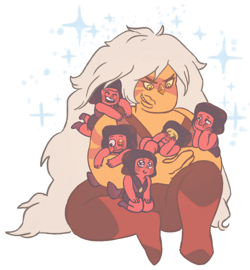Jasper and the Rubies by Honguna