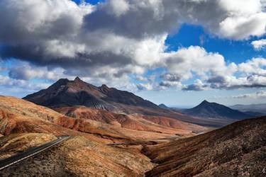 Mirador Sicasumbre Fuerteventura by beautybay
