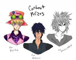 Contest Prizes 2014