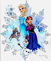 Do You Want To Build A Snowman? by DannyNicholas