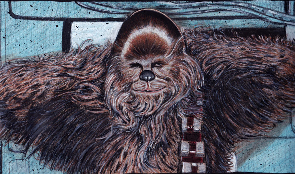 LET THE WOOKIE WIN by DannyNicholas