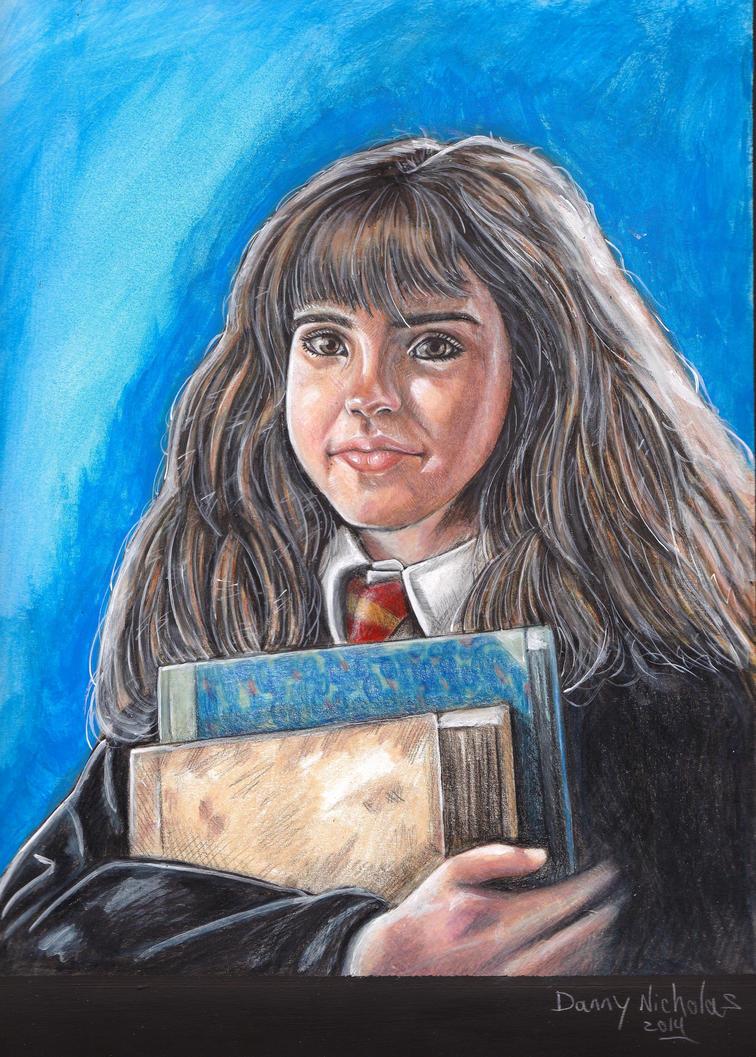 Hermione Granger by DannyNicholas
