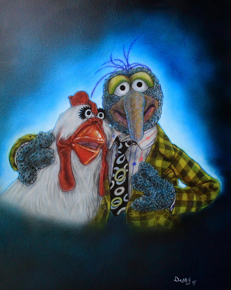 THE GREAT GONZO by DannyNicholas