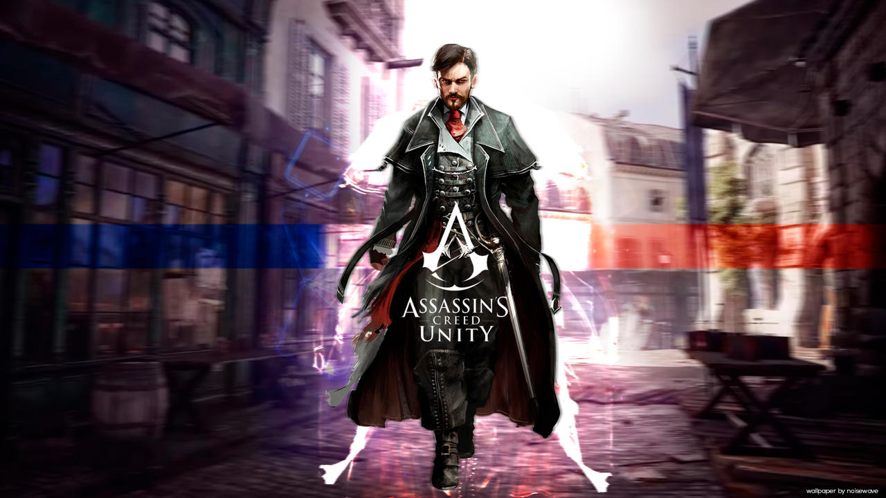 Assassins Creed Unity By Noisewave