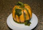 Pumpkin for Thanksgiving Dinner by reenaj