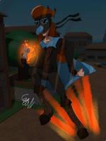 Gaia Lamina - World Of Magic Character (Roblox)