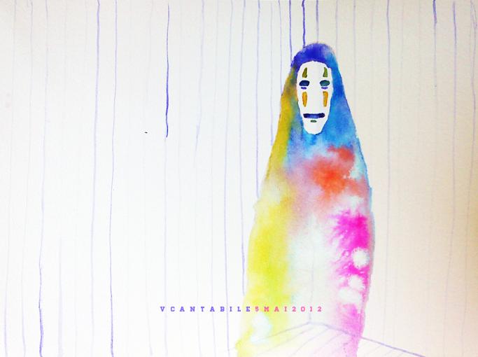 No-Face by V-Cantabile