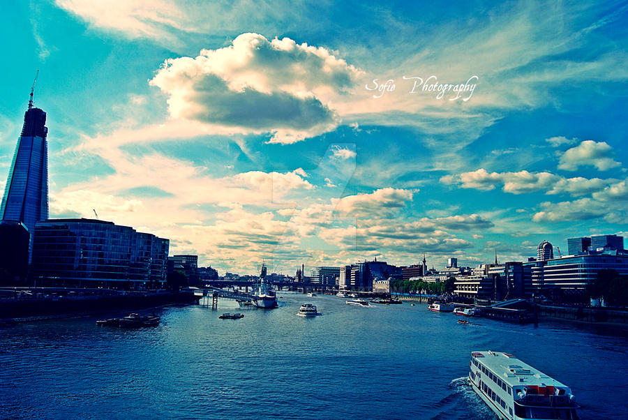 The heart of London.. by sofietjj