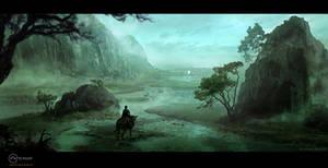frame - swamp by Boiko-Kristyna