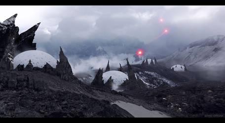 dark planet.