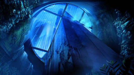 Mole City1 - city underground