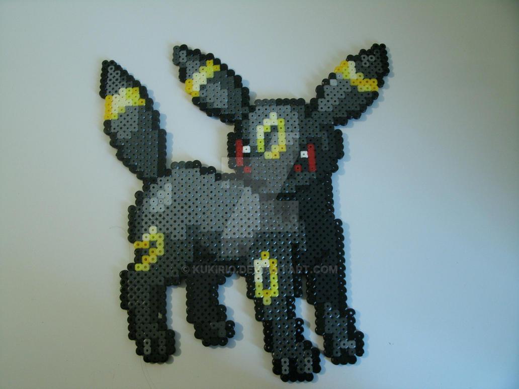 Sprite Umbreon Noctali Pokemon by Kukirio