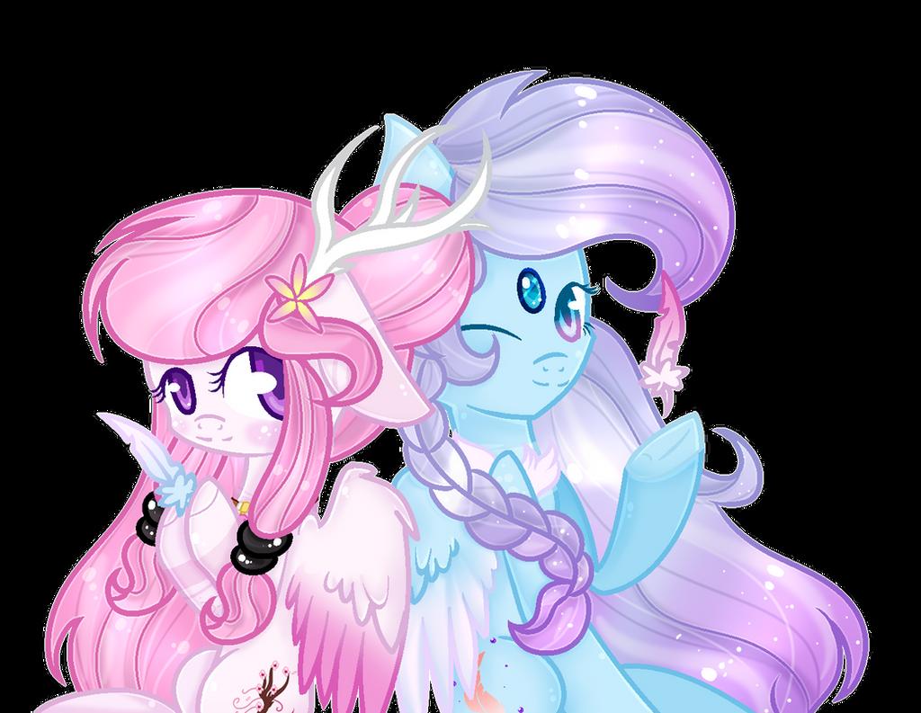 .: OC:. {My special wing pony} by MLPCrystalHarmony