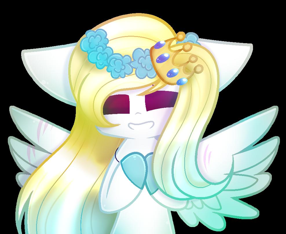 .:OC:. [[Flower crown  ]] by MLPCrystalHarmony