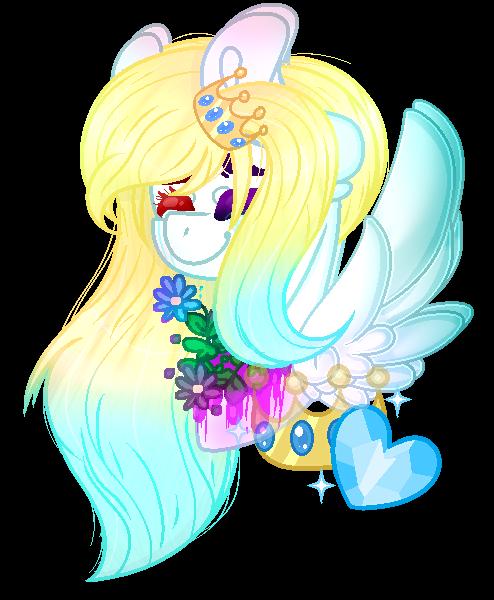 .:OC:. [Spoiled Princess]] by MLPCrystalHarmony