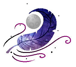 .:CutieMark:.[[Moonlight Feather]] by MLPCrystalHarmony