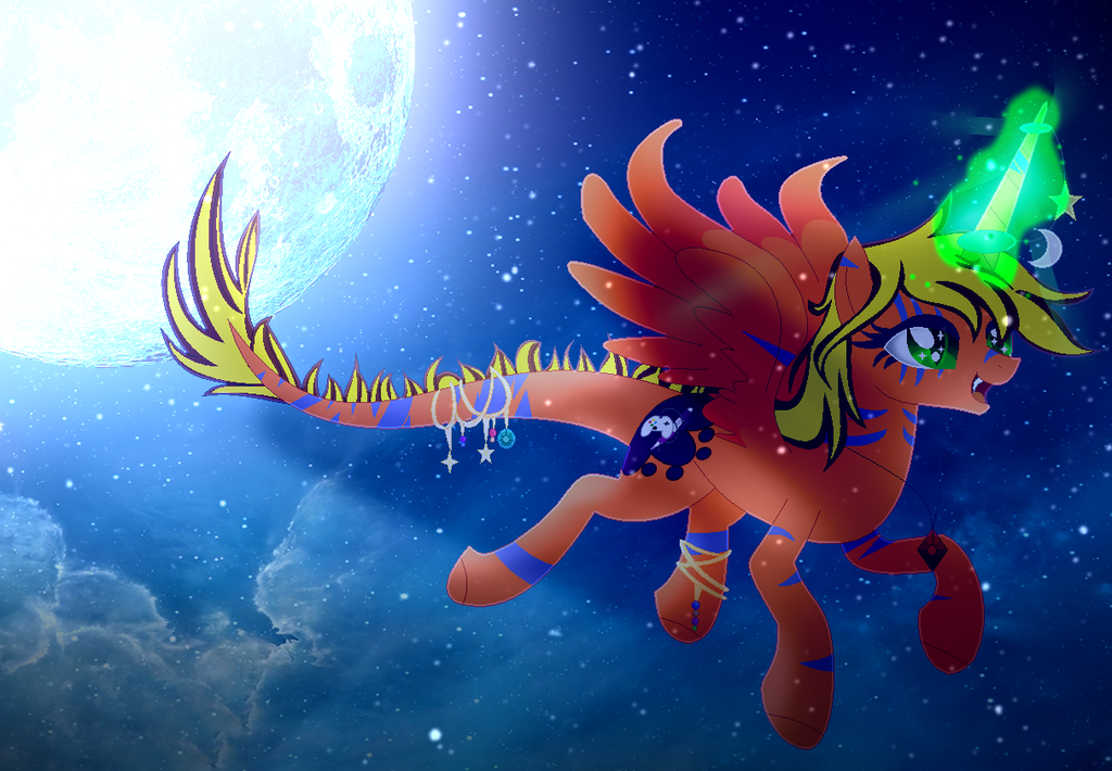 .:Gift:.[[M.shimmers Night sky]] by MLPCrystalHarmony