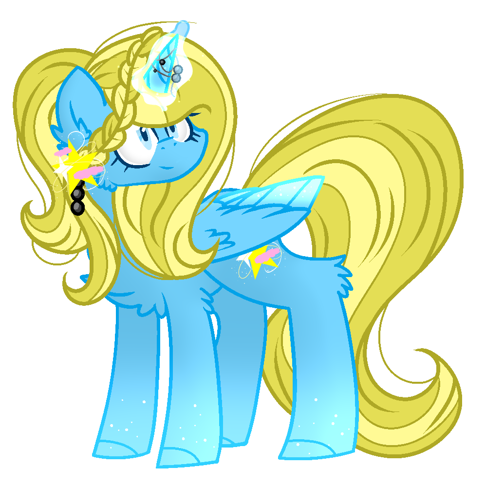 .:Gift:. [[New hair style ]] by MLPCrystalHarmony