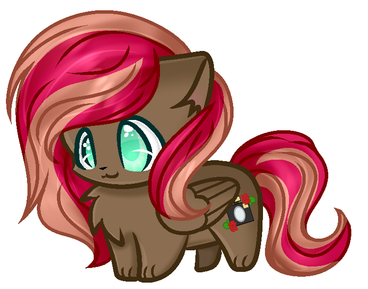 .:Commission:.[[Amber Wing]] by MLPCrystalHarmony