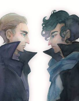 Two Sherlock
