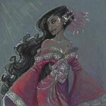 Queen in pink. by maru-redmore