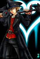Sora Kingdom Hearts 3 by TakerKano