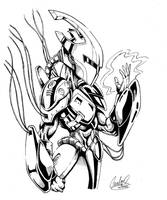 Mewtwo by CarloMagnoSangines