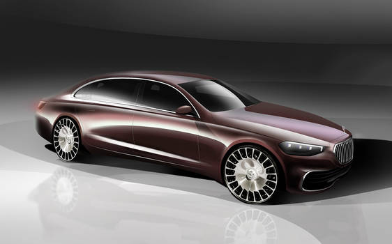 Mercedes-Maybach S-Class (X223) 2021