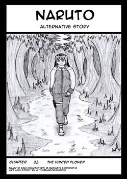 Naruto: Alternative Story: Ch. 23 Cover