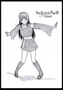 - Hinata - New outfit design - 1 -
