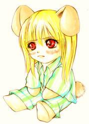 rabbit girl by manako