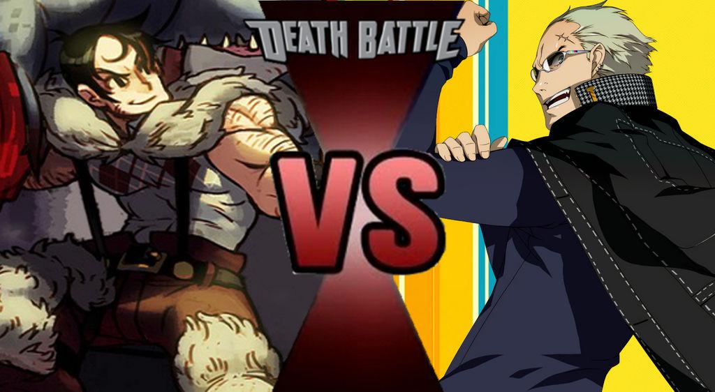 Beowulf vs Kanji by 0mura2