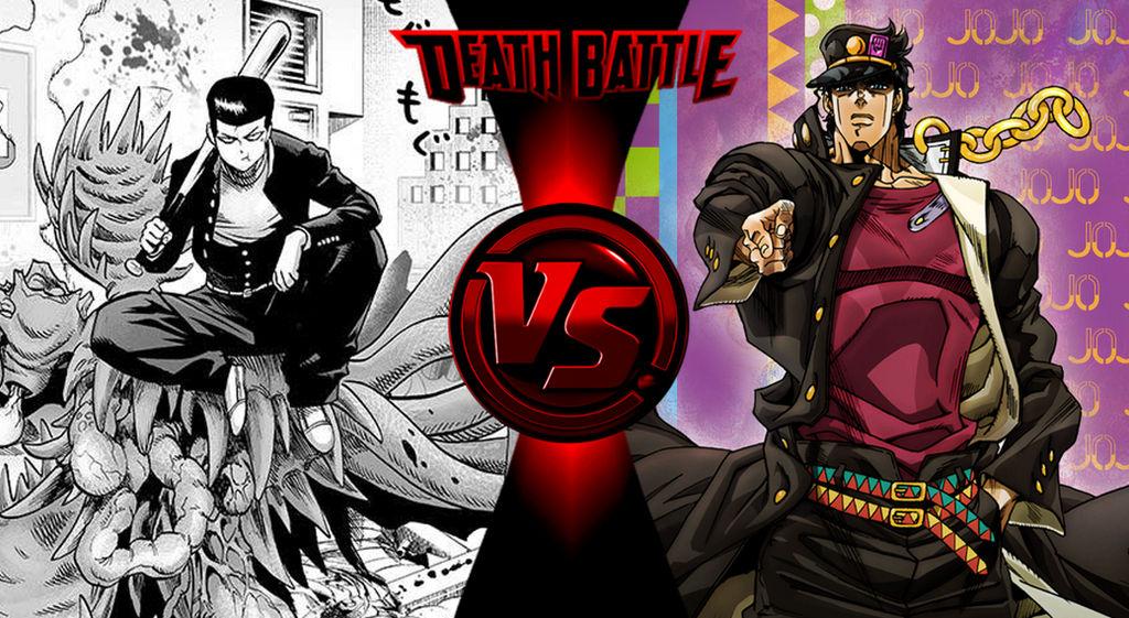 Metal Bat vs Jotaro Kujo (Complete) by 0mura2