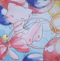 I luff my tail :3 by Kidura