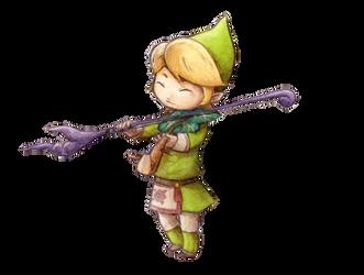 Fado: Legend of Zelda Collab by Kidura