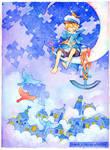 Oliver: Lunar sailing.. by Kidura