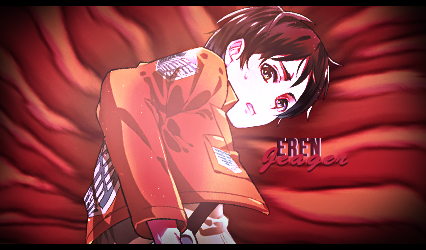 Signature   Eren Jeager by MayteGPX