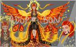 Adopt auction: Phoenix [OPEN] by BonnieBBON