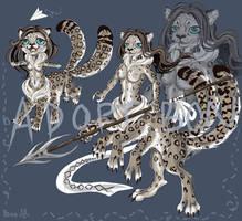 [OPEN]Adopt auction: Leopard [OPEN] by BonnieBBON