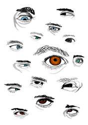 Eyes by 0nm8