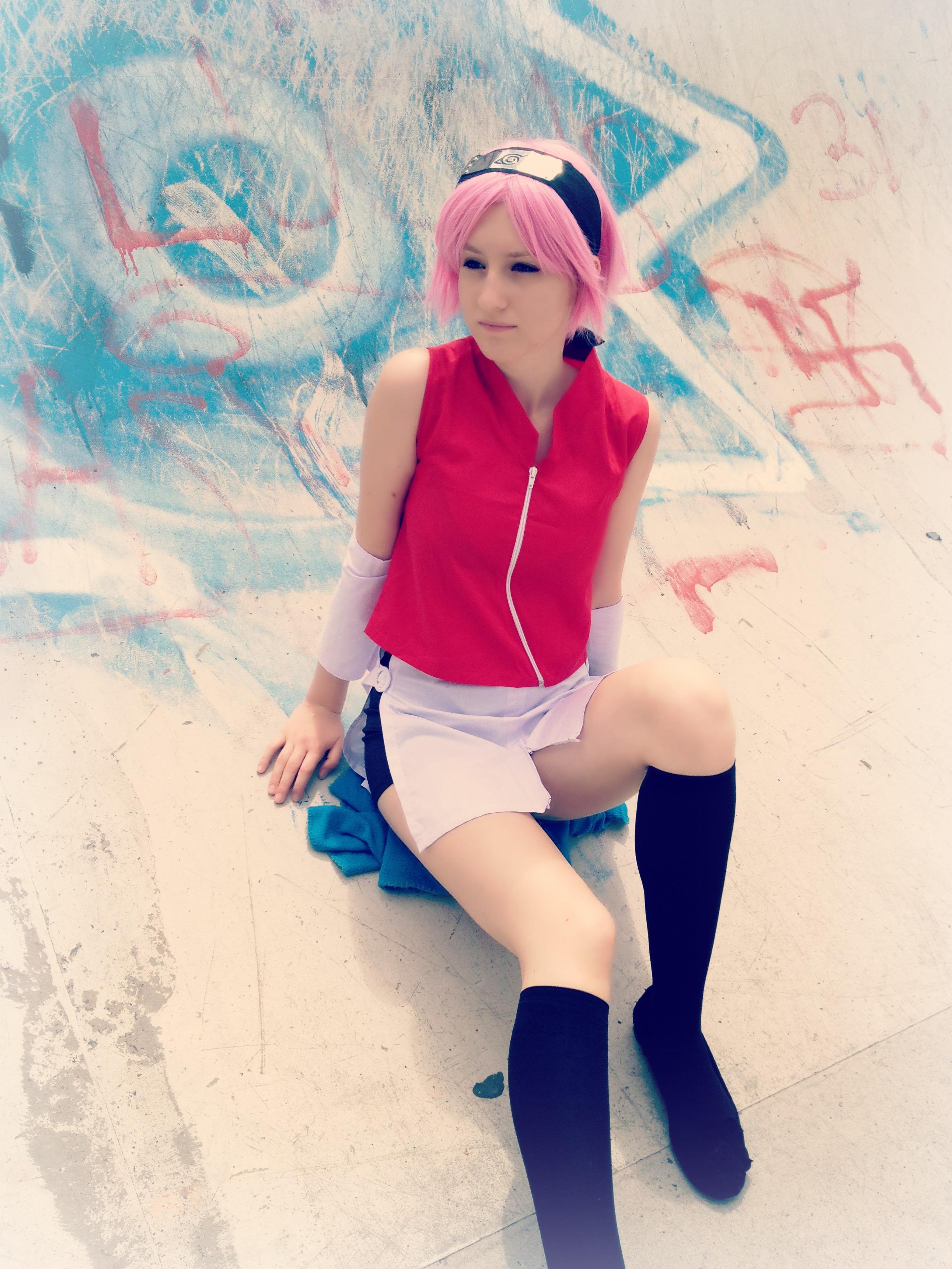 My Sakura Cosplay by Xx-KasumiChan-xX on DeviantArt