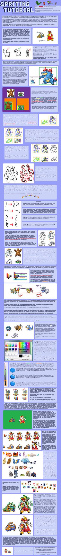 Spriting Fakemon Tutorial V.3