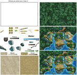 Unova Map Kit